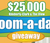 Room-a-Day Giveaway