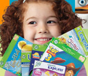 LeapFrog Books and Games